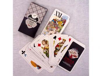 Igralne karte Tarok - Piatnik igrače