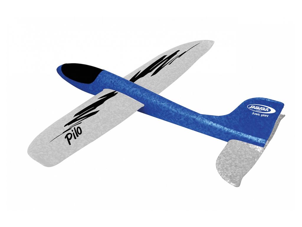 Jadralno letalo PILO bel/moder