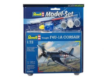 Model Set Vought F4U-1D Corsair eigrace