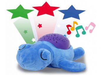 Nočna lučka želva - zvezdno nebo