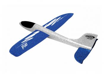 Jadralno letalo PILO moder/bel