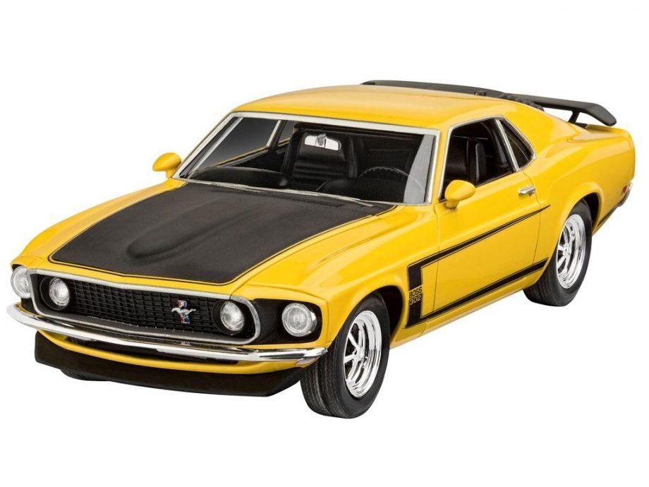 Revell Model Set - 69 Ford Mustang 67025 igrače 2