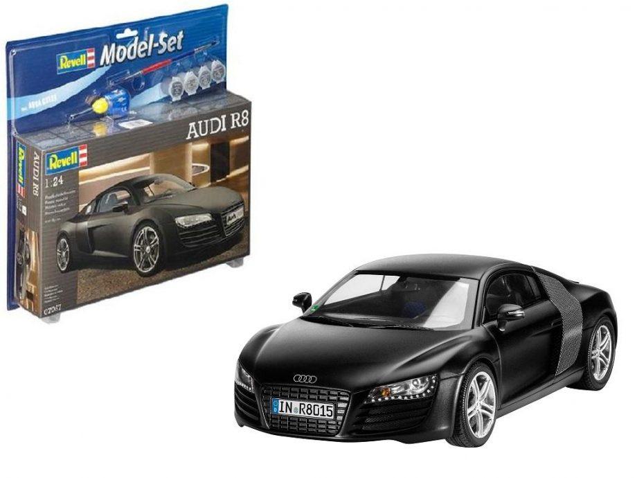 Revell Model Set -Audi R8 07057 igrače