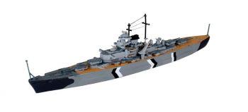 Revell Model Set - Bismarck 65802 2