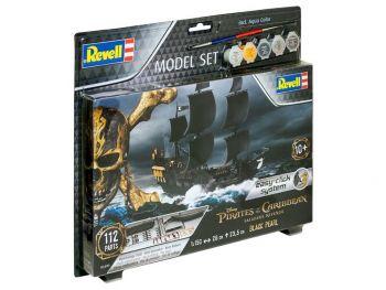 Revell Model Set Black Pearl 05499