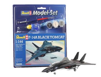Revell Model Set - F-14A Black Tomcat 04029