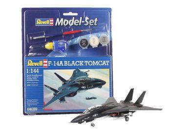 Revell Model Set - F-14A Black Tomcat 04029