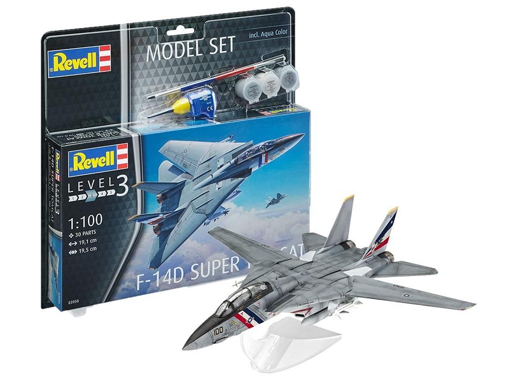 Revell Model Set - F-14D Super Tomcat 03950
