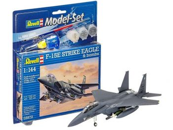 Revell Model Set - F-15E Strike Eagle 03972 igrače