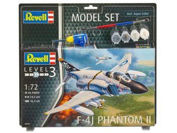 Revell Model Set -F-4J Phantom II 03941