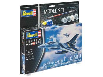 Revell Model Set - F16 MLU 63905
