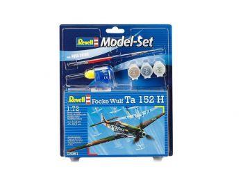 Revell Model Set Focke Wulf Ta 1 03981 eigrace