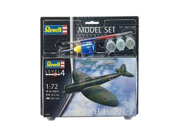 Revell Model Set - Heinkel He70 F-2 igrače