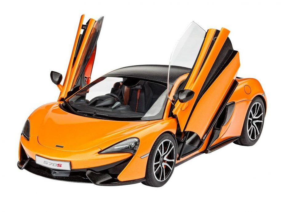 Revell Model Set - McLaren 570S 07051 igrače 2