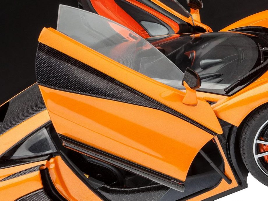 Revell Model Set - McLaren 570S 07051 igrače 3