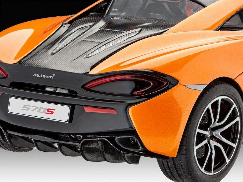 Revell Model Set - McLaren 570S 07051 igrače 4