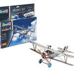 Revell Model Set - Nieuport 17 03885 igrače