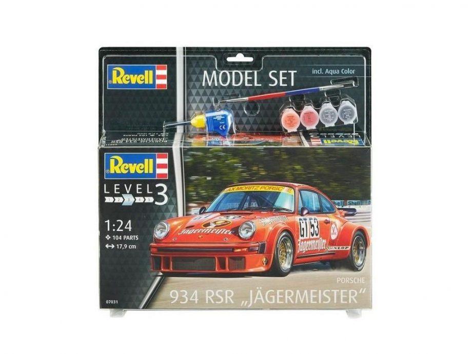 Revell Model Set - Porsche 934 RSR 67031