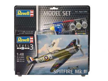 Revell Model Set - Spitfire Mk.II 03959 igrače