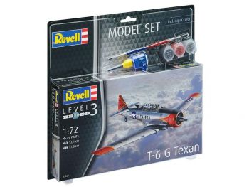 Revell Model Set -T-6 G Texan 03924 igrače