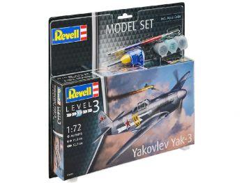 Revell Model Set - Yakovljev Yak-3 03894 igrače