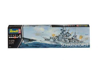 Revell maketa ladje Scharnhorst 05037