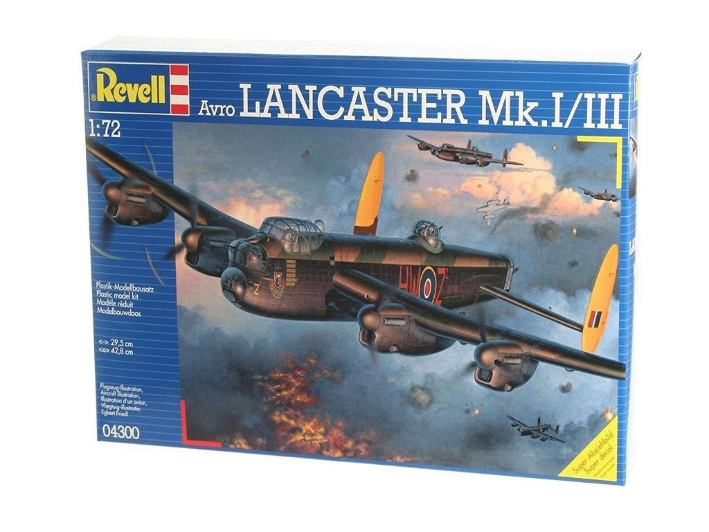 Revell maketa letala Avro Lancaster 04300