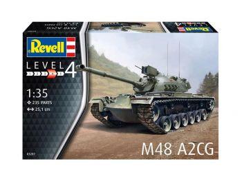 Revell maketa tanka M48 A2CG 03287