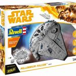 Revell maketa vesoljske ladje Millennium Falcon