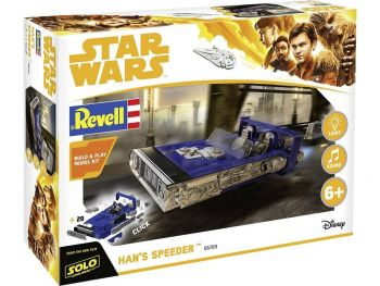 Revell maketa vesoljskega vozila Hans Speeder
