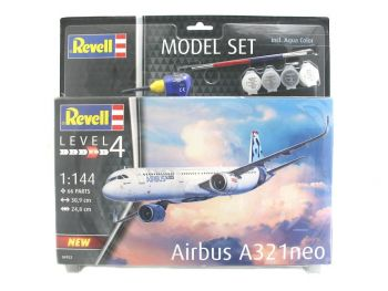 Revell model set Airbus A321neo 04952
