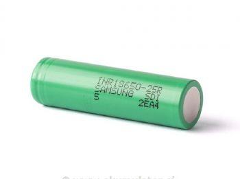 Polnilna baterija 18650 Li-Ion 3.7V