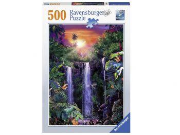 Sestavljanka Čudoviti slapovi 500 delna eigrace
