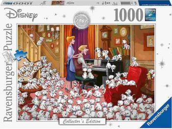 Sestavljanka 101 Dalmatinec 1000 delna