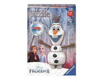 Sestavljanka 3D Frozen snežak Olaf eigrace