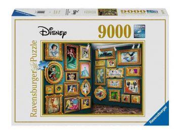 Sestavljanka Disney muzej 9000 delne eigrace