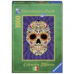Sestavljanka Mehiška lobanja 1000 delna