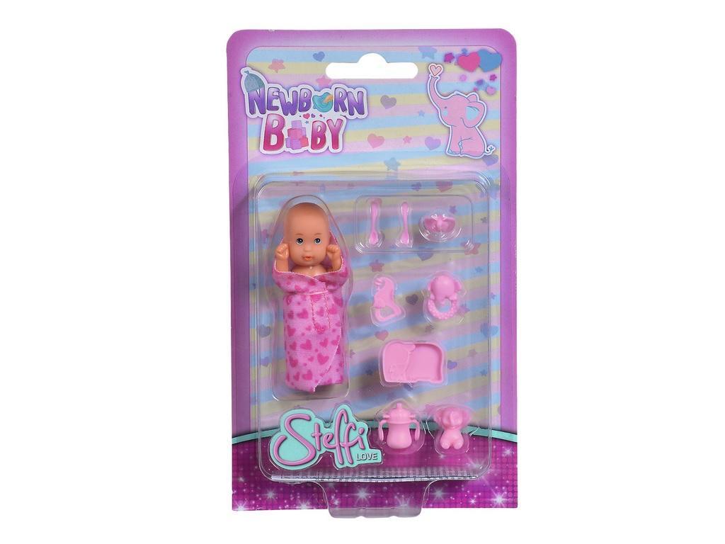 Steffi Love novorojenček