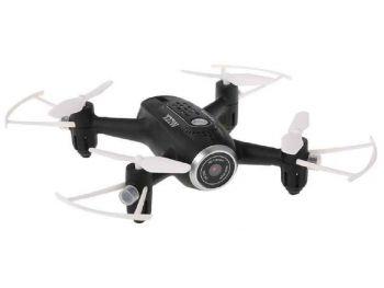 Dron s kamero SYMA X22W črn