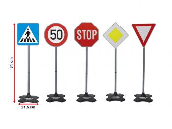 Prometni znaki - set A - 81cm