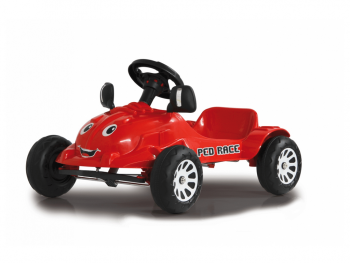 Avto na pedala PED RACE