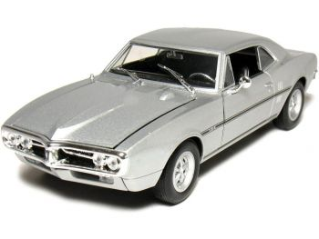Kovinski model avta Welly 1967 Pontiac Firebird Hard Top 1/24