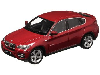 Kovinski model avta Welly BMW X6 1:24