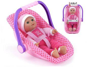 Dojenček igrača Isabela 30 cm