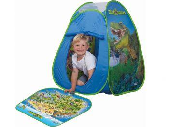 Otroški šotor Schleich Pop up Dinozavri