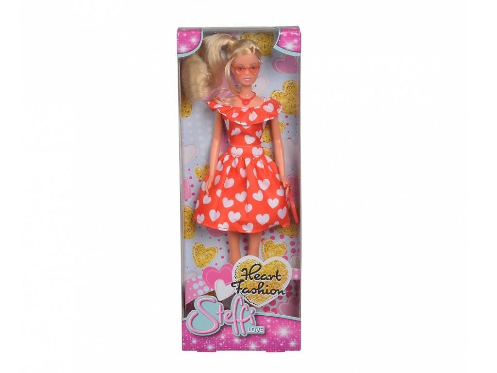 Steffi punčka Heart fashion
