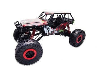 CRAZY CRAWLER RED 4WD RTR 1:10