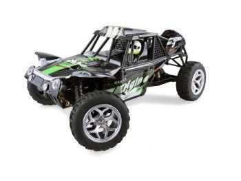SANDBUGGY SANDSTORM GREEN M1:18 4WD