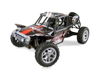SANDBUGGY SANDSTORM RED M1:18 4WD