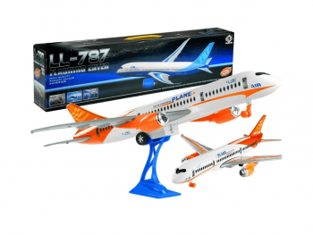 Letalo LL-787 otroška igrača eigrače